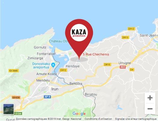 KAZA promotion